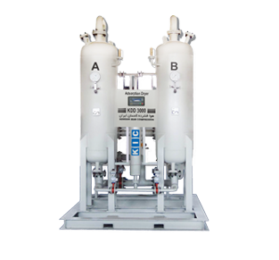 HEATLESS DESICCANT ARI DRYERS